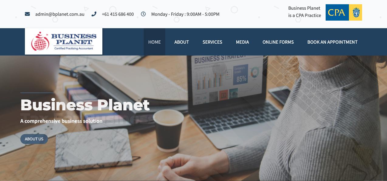 Business Planet: Client Engagement Tutorial